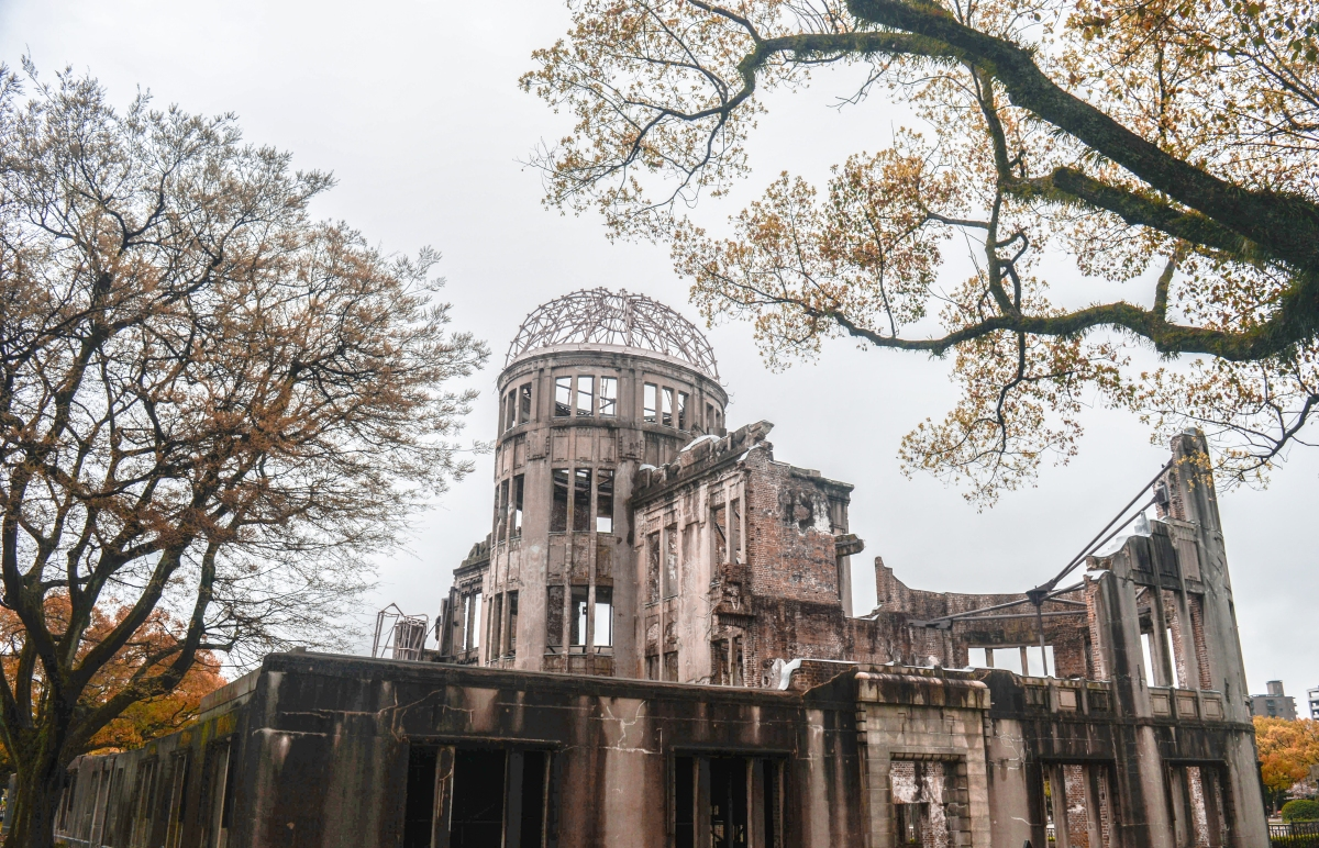 One day in Hiroshima