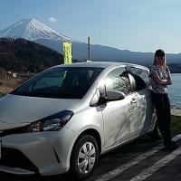 Renting a car in Japan