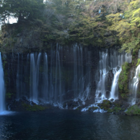Shiraito Falls- the widest waterfall in Japan