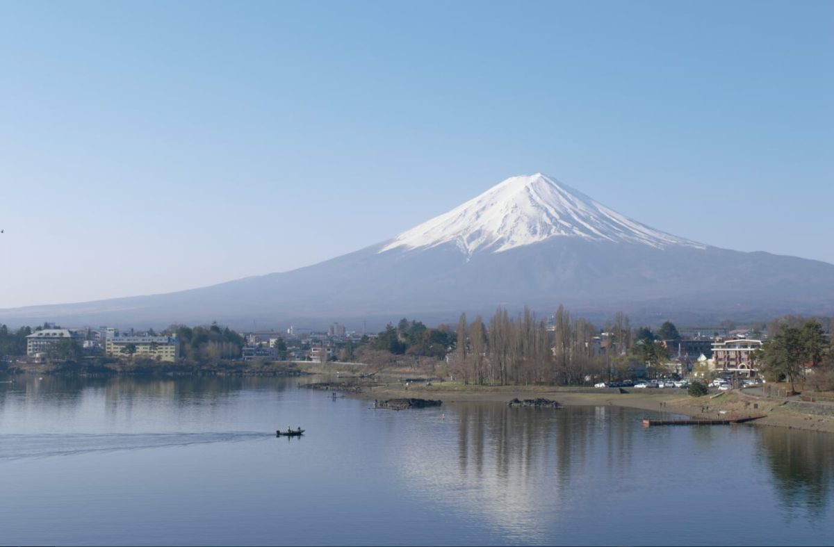 Getting to see Mount Fuji: Accessing Kawaguchiko