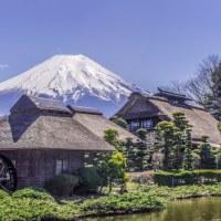 The sacred pools: Oshino Hakkai